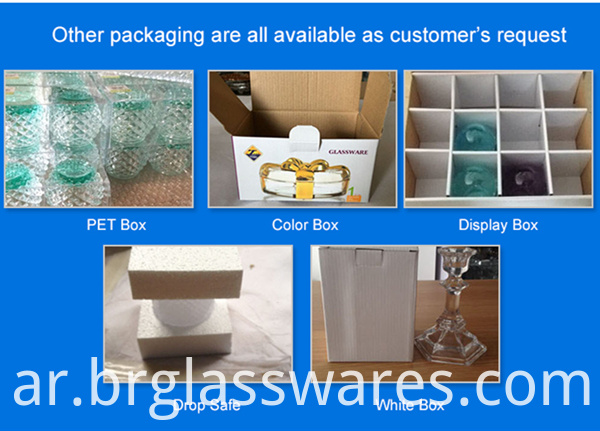 Drinking Glass Cup other packing