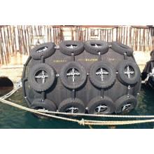 Defensas de caucho para protección de barcos o muelles
