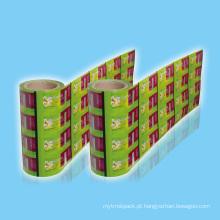 Zhongxing Preço De Fábrica De Embalagem De Alimentos Filme