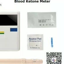 Test  Blood Ketone Meter For Diabetes