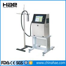 Impresora de inyección de tinta industrial en línea CIJ