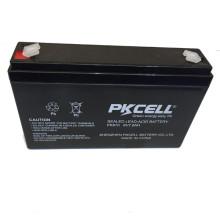 PK-670 6v 7ah bateria acidificada ao chumbo SLA e AGM bateria livre de manutenção