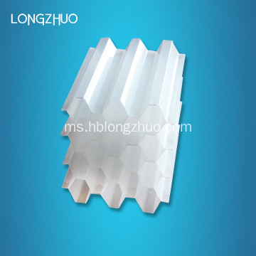 Plasma Anti UV Lamella HoneycombTube Settler