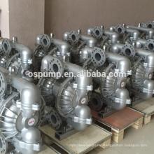 diaphragm pump air actuated pneumatic double diaphragm pump
