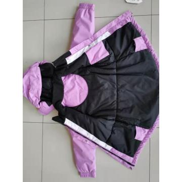OEM Mode Kinder tragen rosa Mantel Kinderjacke
