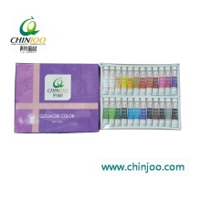 24 * 12 ml de color profesional Gouache