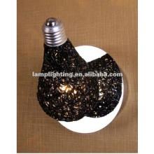 Новейшая современная алюминиевая настенная лампа