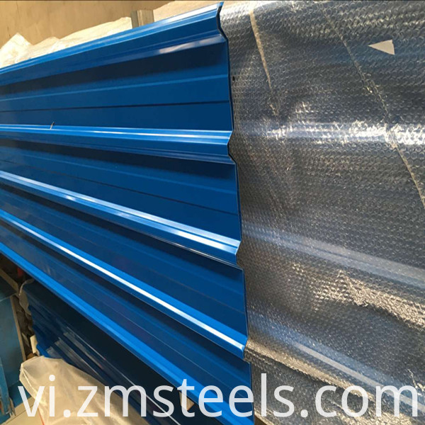 Galvanized Steel Roof Price