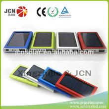 Fábrica Made Simple Cargador barato del banco de la energía solar 2000mah cargador móvil del ordenador portátil solar