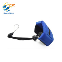 Popular Waterproof Camera Float Foam Floating Camera Wrist Strap for Nikon COOLPIX S33 and Other Cameras