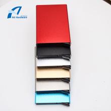 Multicolor Pop Up автоматически алюминиевый держатель кредитной карты