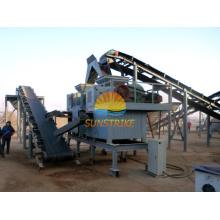 Vente chaude de poudre de briquetage de poudre de fluorite en Inde