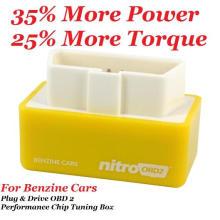 Nitroobd2 чип тюнинг Box на бензин и дизельное топливо