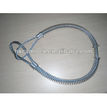 good quality Carbon steel Whipcheck safety cable