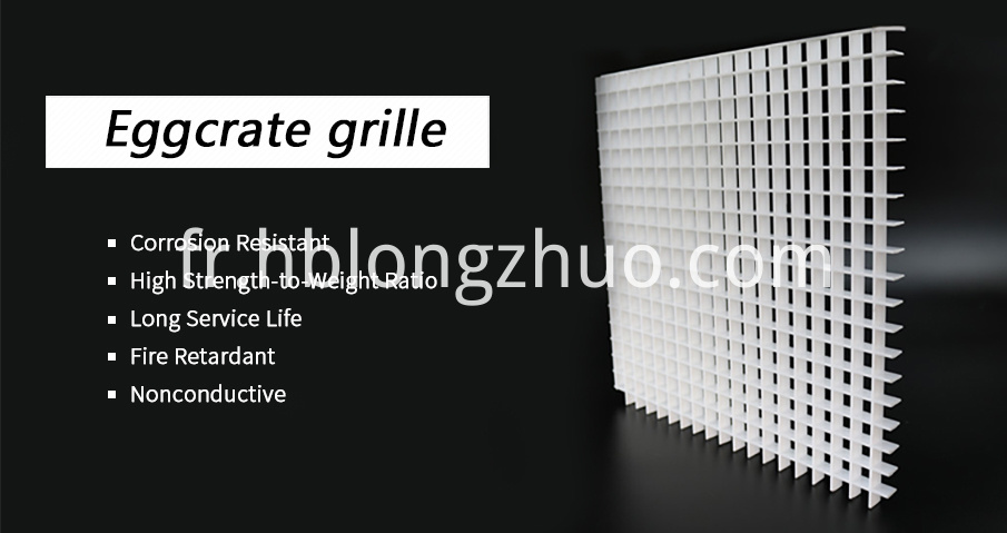 Egg Crate Air Vent Mesh