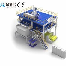 Машина для производства полипропилена для производства нетканых материалов