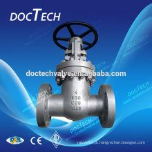 Válvula de porta Manual difícil selo GB com aço de carbono feito em Wenzhou China