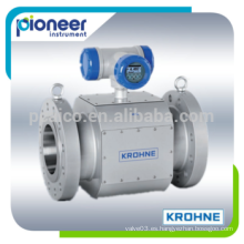 Krohne ALTOSONIC V12 medidor de flujo de gas ultrasónico para transferencia de custodia