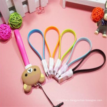 fashion USB Date Cable for Mobile Phones