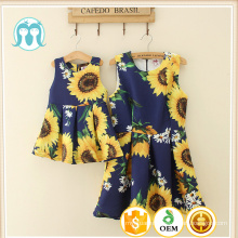 Hot selling mommy and daughter boutique Cotton dress frocks designs Mommy and girls matching dress Hot selling mommy and daughterboutiqueCotton dress frocks designs Mommyand girls matching dress