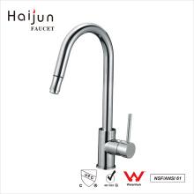 Haijun Latest Designing American Series cUpc 3 Hole Kitchen Sink Faucet