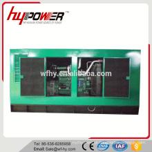 500kva diesel gerador com dossel silencioso