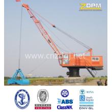 Single Beam Shipyard Fixed Port Crane