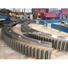 GS42CrMo4V 22 Module 4-32 Segments Gear for Mine Excavator