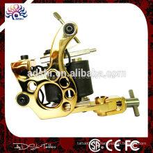 Pro Ruhiges Leichtgewicht Rotary Tattoo Motor Machine Gun 10 Wraps Coils