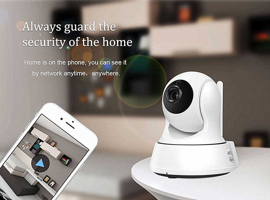 motion detection ip camera