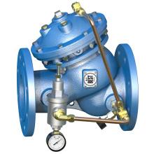 Vanne de régulation de pompe DN500