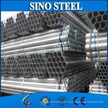 Tubo redondo de acero galvanizado para materiales de construcción