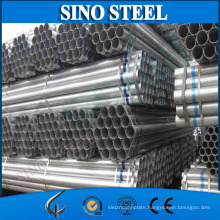Galvanized Steel Round Pipe for Contruction Materials