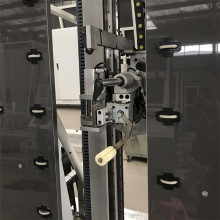 MP control sealing robot for building glass