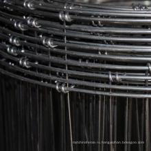Оцинкованная железная завязываемая сетка из проволочной сетки