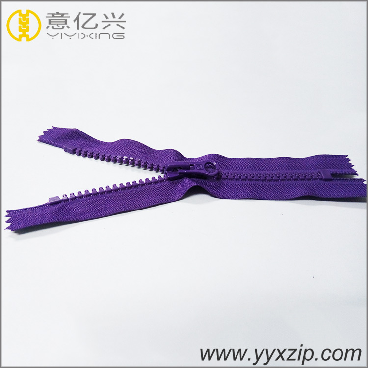 Plastic Molded Zipper
