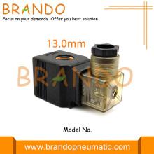 V10-C3C Parafuso duplo Granulador Solenóide Bobina Furo 13mm