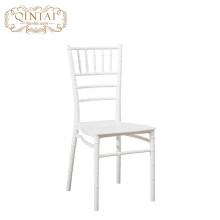 buena calidad al por mayor para la boda y el hotel bamboom chiavari silla de plástico
