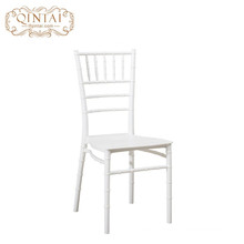 wholesale good quality for wedding and hotel bamboom chiavari plastic chair