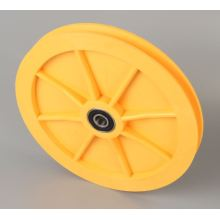 59314831 Yellow Tension Pulley untuk Schindler GBP Governor