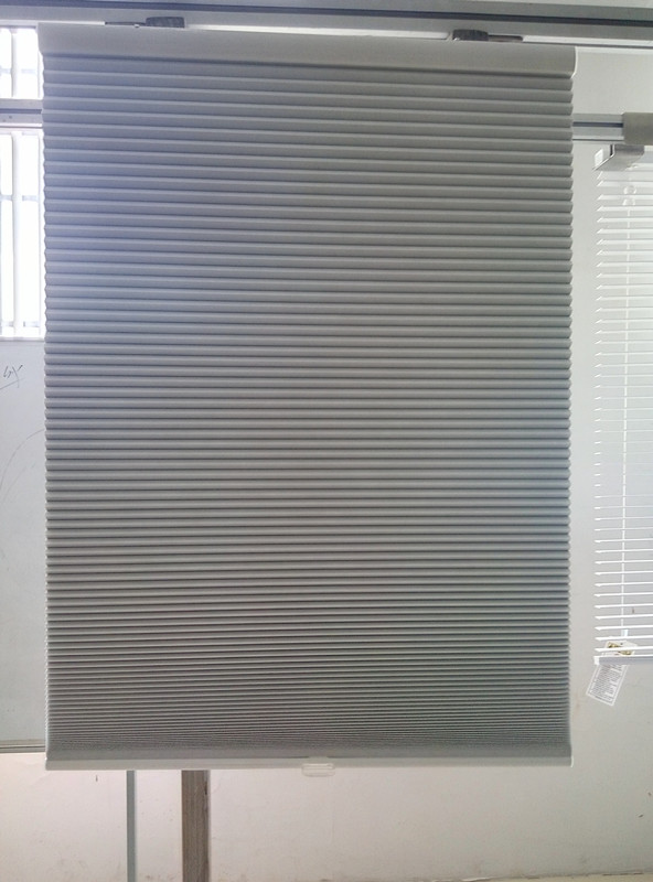 blackout cordless honeycomb blinds