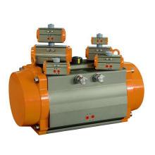 Actuador neumático de acción simple y doble (RAT160DA)