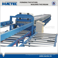Full-automatic high grade ceiling deck rolling machine