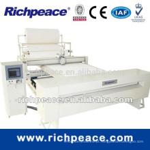Modelo popular Máquina de acolchoar automática de colchão com cabeça de costura opcional