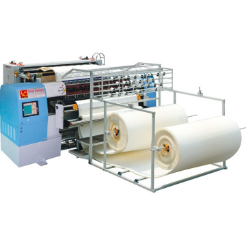 Yuxing alta calidad Industrial puntada de cadena que acolcha de la multi-aguja máquina para colchones