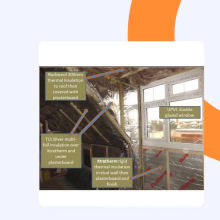 verstärktes fsk aluminiumfolienband Mit SGS