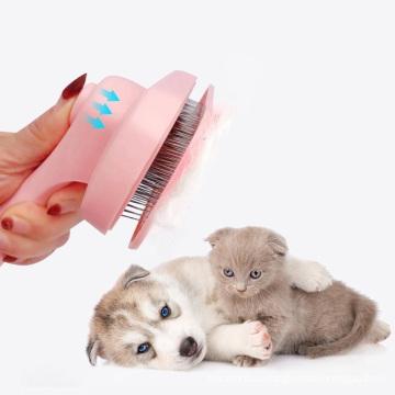 Stainless Steel Pet Comb Pet Dehair Comb
