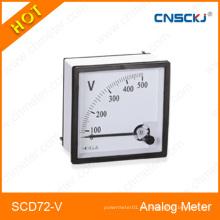 72 * 72 Medidor de panel analógico de alta calidad (SCD-72)