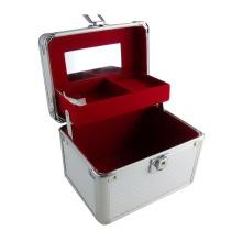 Caixa de Primeiros Socorros de Alumínio Profissional de Alumínio