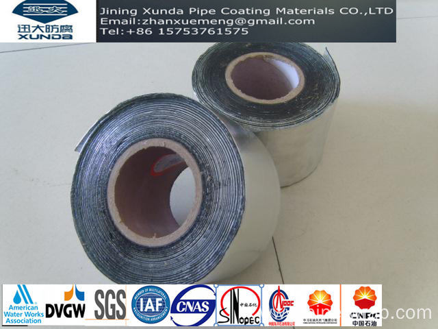Waterproofing tape bitumen based aluminium flash band for roofing waterpr